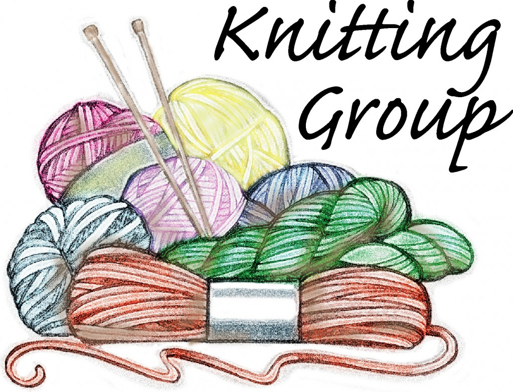 Knitting Yarn Needles Clip Art Pictures to pin on Pinterest